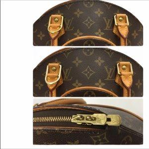 Louis Vuitton Bags - Auth Louis Vuitton Ellipse PM MI0948